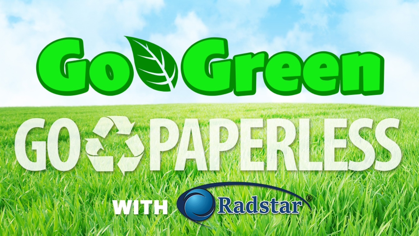 Going Green in the Mortgage Industry: Paperless Processes and Energy-efficiency Save Money and Resources